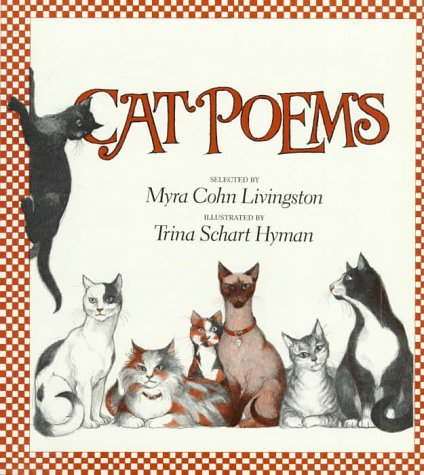 Cat Poems: Livingston, Myra Cohn (Editor)