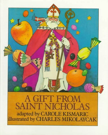 9780823406746: A Gift from Saint Nicholas