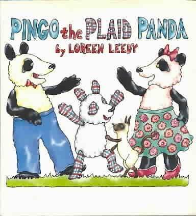 9780823407279: Pingo, the Plaid Panda