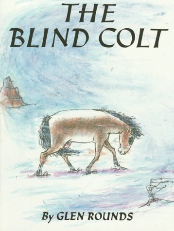 9780823407583: Blind Colt