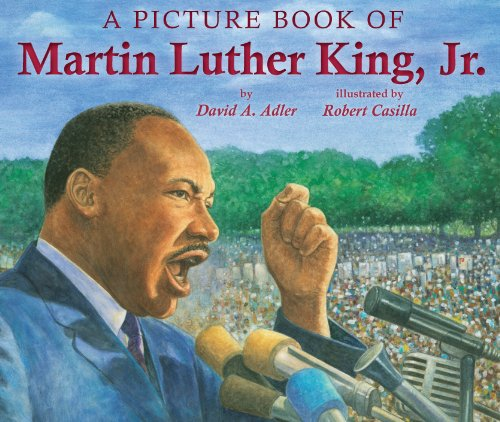 9780823407705: A Picture Book of Martin Luther King, Jr. (Picture Book Biographies)