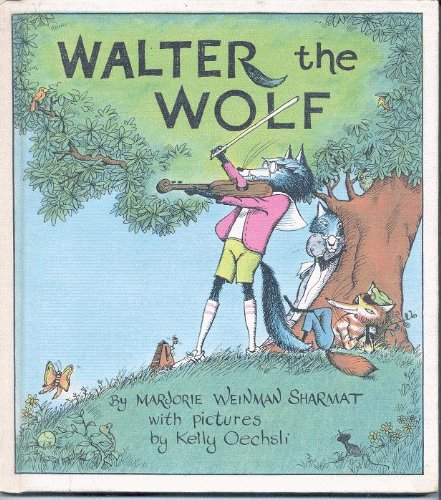 9780823407781: Walter the Wolf