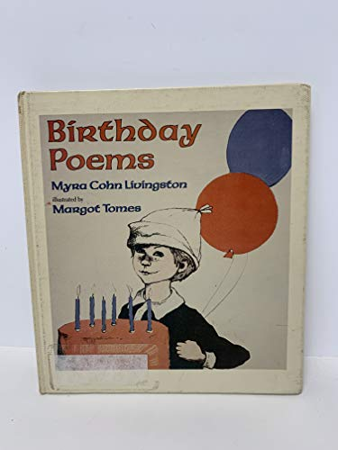9780823407835: Birthday Poems