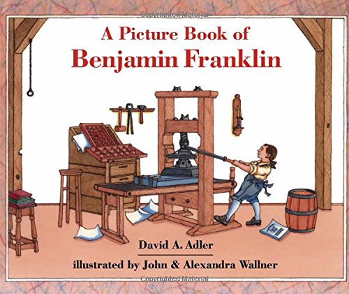9780823407927: A Picture Book of Benjamin Franklin (Picture Book Biography)