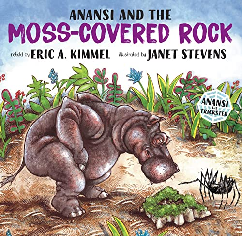 9780823407989: Anansi and the Moss-Covered Rock