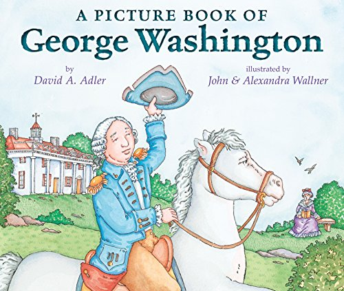 9780823408009: A Picture Book of George Washington (Picture Book Biography)