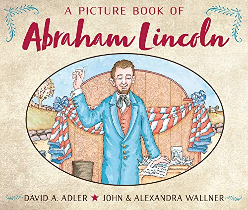 9780823408016: A Picture Book of Abraham Lincoln (Picture Book Biography)