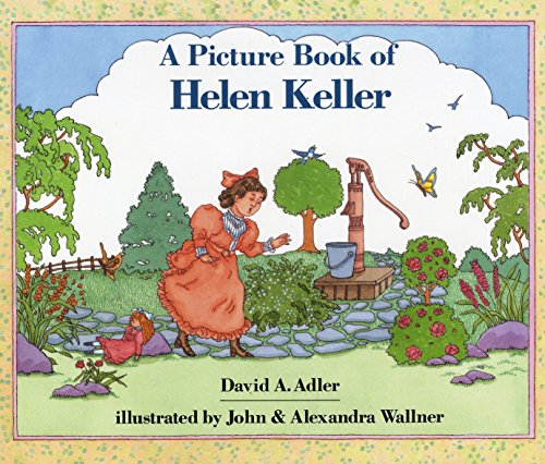 9780823408184: A Picture Book of Helen Keller (Picture Book Biography)