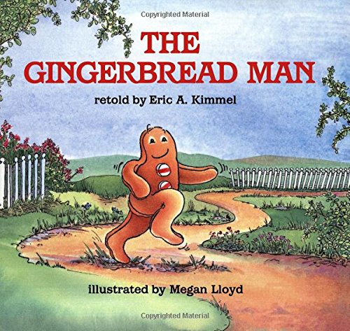 9780823408245: The Gingerbread Man