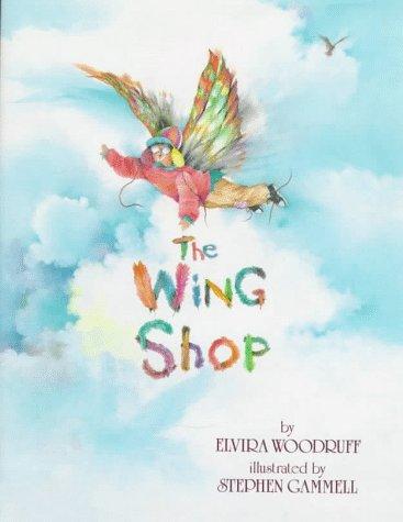 The Wing Shop: Woodruff, Elvira