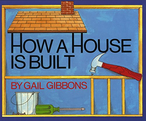 9780823408412: How a House Is Built
