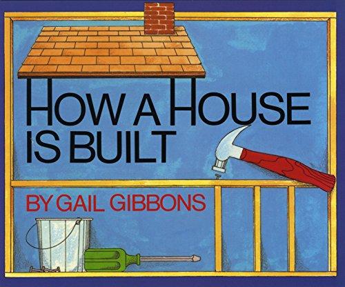 9780823408412: How a House Is Built