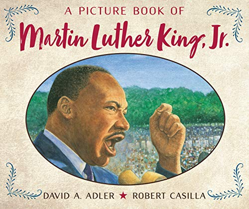 A Picture Book of Martin Luther King,: David A. Adler