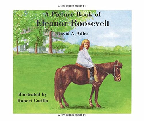 9780823408566: A Picture Book of Eleanor Roosevelt (Picture Book Biography)
