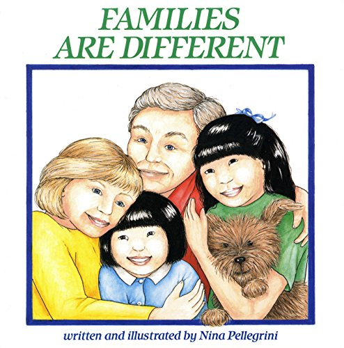9780823408870: Families Are Different (Holiday House Book)