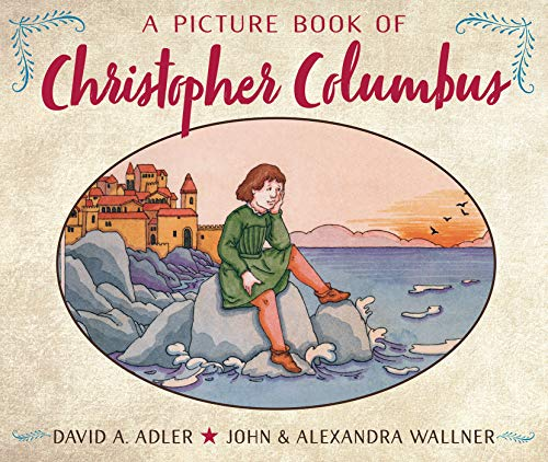 9780823409495: A Picture Book of Christopher Columbus (Picture Book Biography)