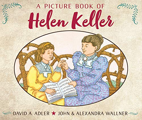 A Picture Book of Helen Keller (Picture: Adler, David A.