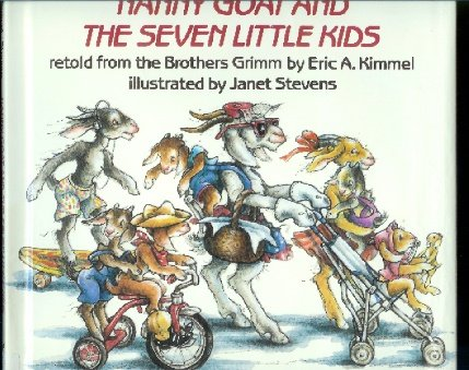 Nanny Goat and the Seven Little Kids: Kimmel, Eric A.