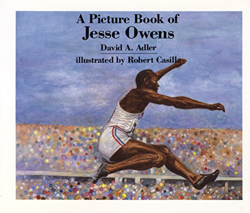 9780823409662: A Picture Book of Jesse Owens (Picture Book Biography)