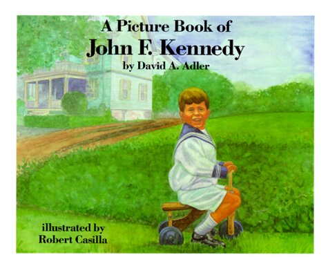 9780823409761: A Picture Book of John F. Kennedy (Picture Book Biographies)