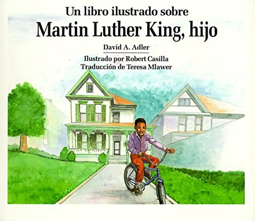 9780823409914: Un Libro Ilustrado Sobre Martin Luther King, Hijo / An Illustrated Book about Martin Luther King, Jr. (Picture Book Biography) (Spanish Edition)
