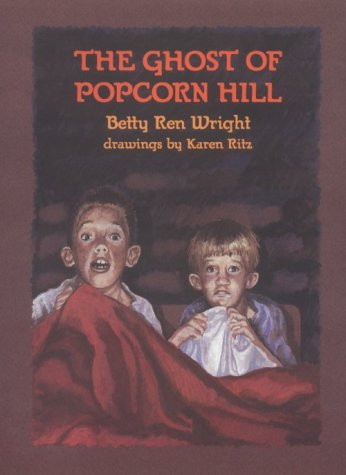 9780823410095: The Ghost of Popcorn Hill