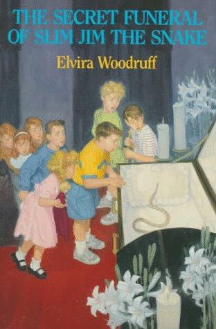 The Secret Funeral of Slim Jim Snake (9780823410149) by Woodruff, Elvira