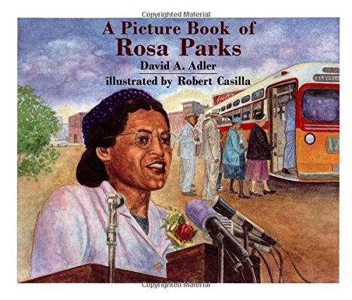 9780823410415: A Picture Book of Rosa Parks (Picture Book Biography)