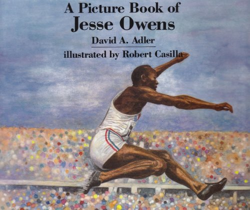 9780823410668: A Picture Book of Jesse Owens (Picture Book Biography)
