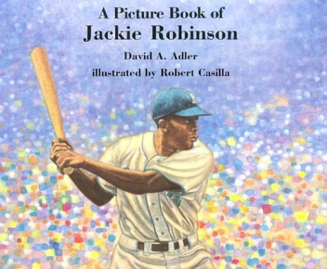 9780823411221: A Picture Book of Jackie Robinson (Picture Book Biography)