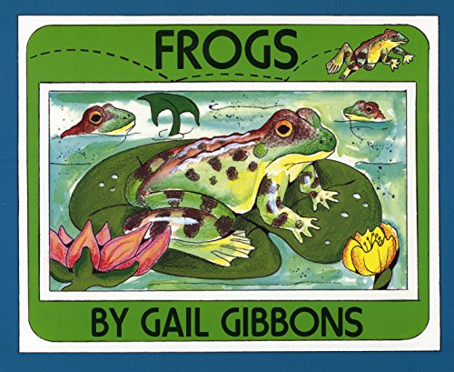 9780823411344: Frogs