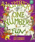 Number One Number Fun (0823411427) by Chorao, Kay