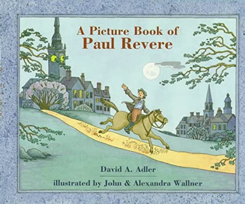 9780823411443: A Picture Book of Paul Revere (Picture Book Biographies)