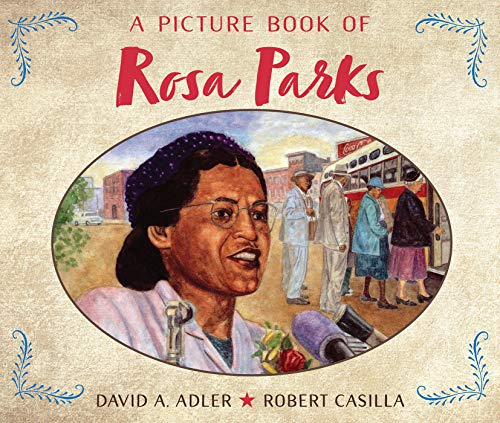 9780823411771: A Picture Book of Rosa Parks (Picture Book Biography)