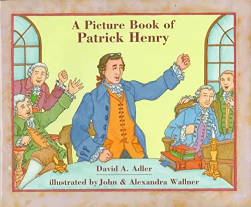 9780823411870: A Picture Book of Patrick Henry (Picture Book Biography)