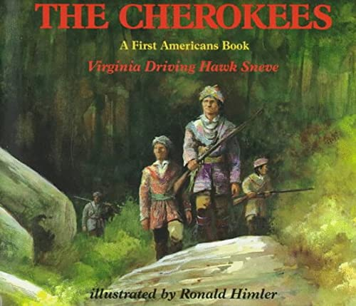 9780823412143: Cherokees (A First American Book)