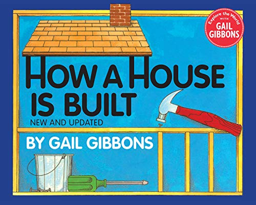 9780823412327: How a House Is Built