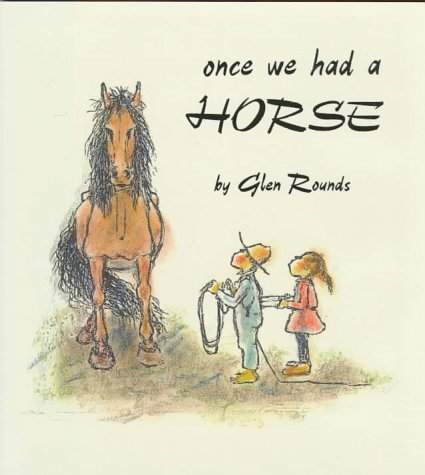 9780823412419: Once We Had a Horse