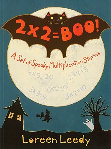 9780823412723: 2 X 2 = Boo!: A Set of Spooky Multiplication Stories