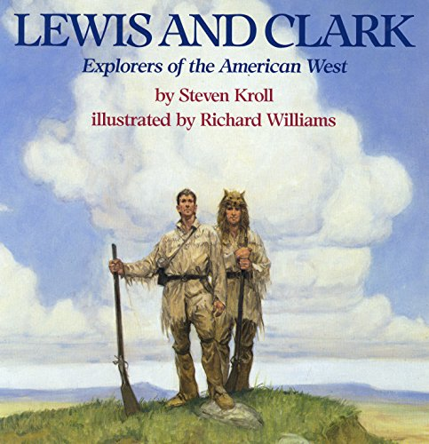 9780823412730: Lewis and Clark: Explorers of the American West
