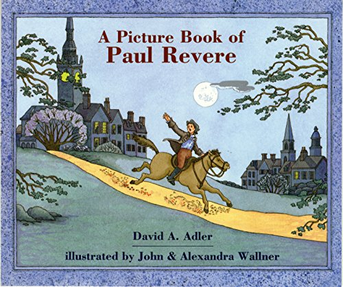 9780823412945: A Picture Book of Paul Revere (Picture Book Biographies)