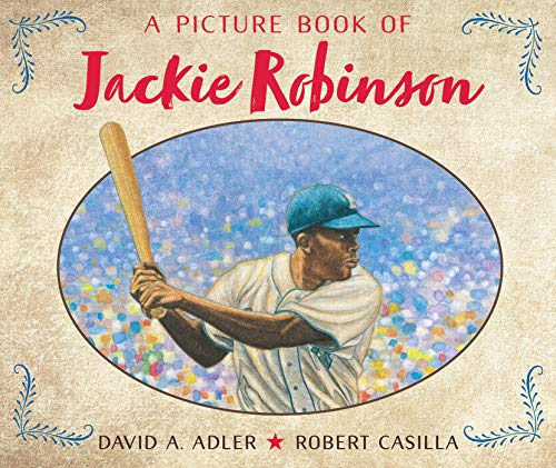 9780823413041: A Picture Book of Jackie Robinson (Picture Book Biography)