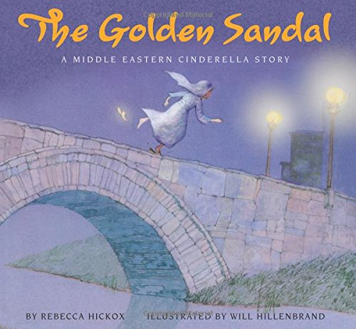 9780823413317: The Golden Sandal: A Middle Eastern Cinderella Story