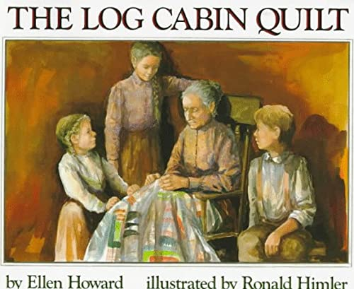 9780823413362: The Log Cabin Quilt