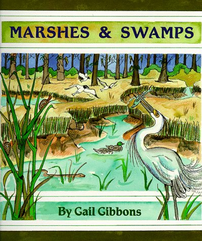 9780823413478: Marshes & Swamps