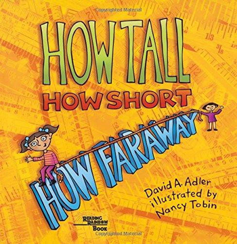9780823413751: How Tall, How Short, How Faraway?