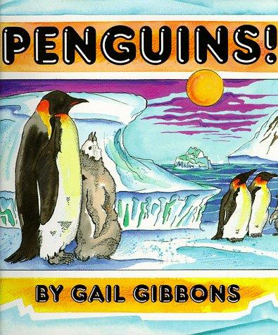 Penguins!: Gibbons, Gail