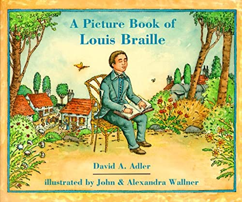 A Picture Book of Louis Braille (Picture: Adler, David A.