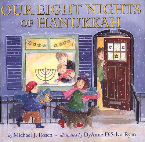 Our Eight Nights of Hanukkah (0823414760) by Rosen, Michael J.