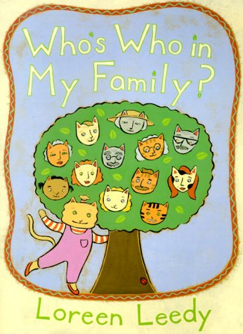 9780823414789: Who's Who in My Family?